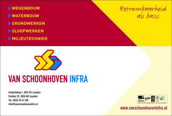 Van Schoonhoven Infra BV